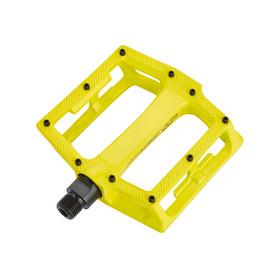 Reverse Super Shape 3D Pedale gelb